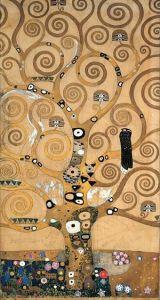 """""""Tree of life"""" by Gustav Klimt."""