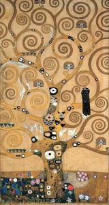 """Tree of life"" by Gustav Klimt."